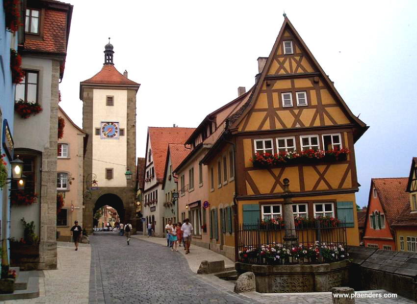Rothenburg Ob Der Tauber Germany  city photo : Rothenburg ob Der Tauber Germany Population Rothenburg ob Der Tauber ...