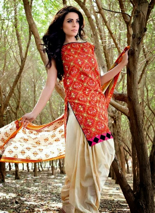 New Designs Lawn Collection
