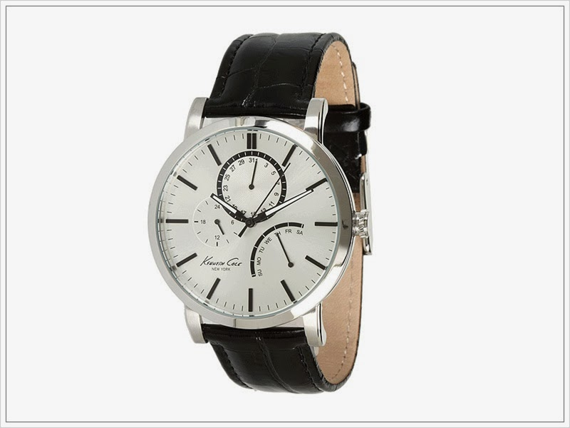 Sub Second Watch - Kenneth Cole New York : KC1934