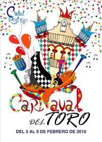 Ciudad Rodrigo (Espanha)- Carnaval Del Toro 2016- 5 a 9 Fevereiro