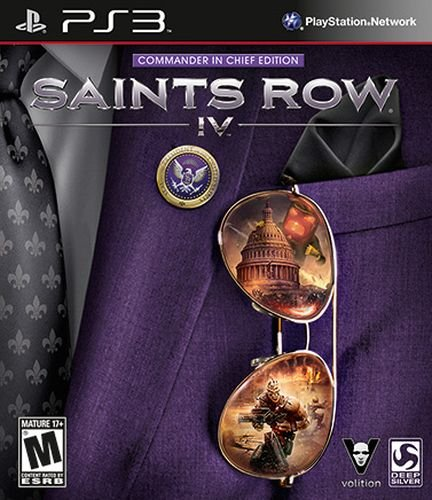 Saints Row IV Juego PS3