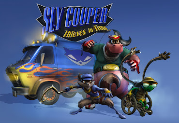 #17 Sly Cooper Wallpaper
