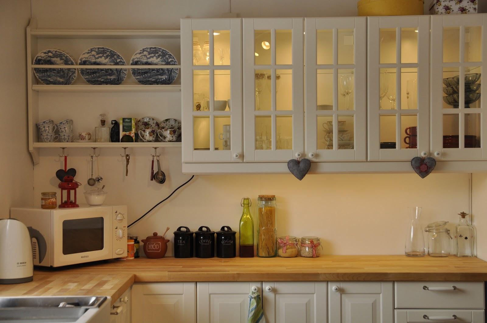 Południe Północ Kuchnia -> Kuchnia Uchwyty Ikea