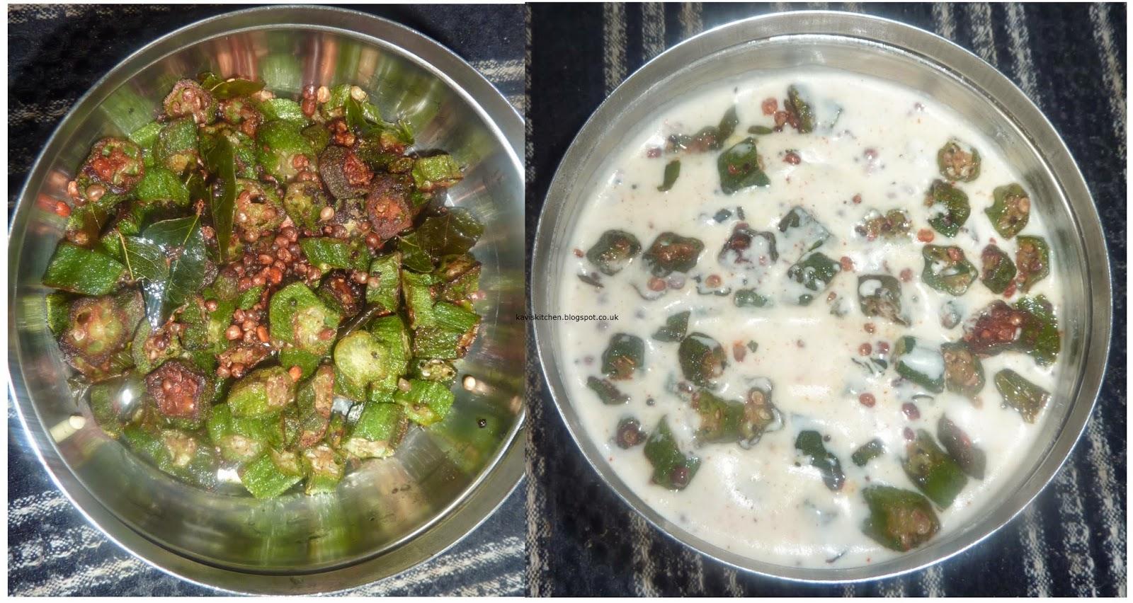how to prepare carrot thayir pachadi