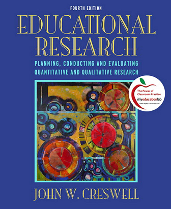 qualitative research methods jw creswell essay John w creswell, phd in addition to teaching at the university, he has authored numerous articles on mixed methods research, qualitative methodology.