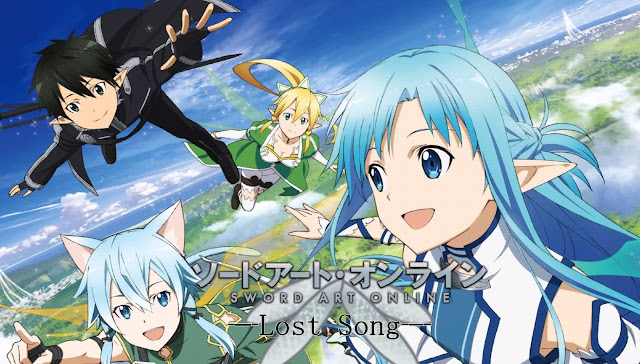 Sword Art Online - Lost Song