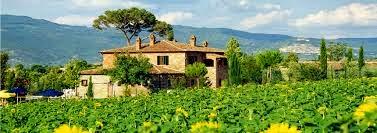 Rosa dei Venti agritourismo, Tuscany