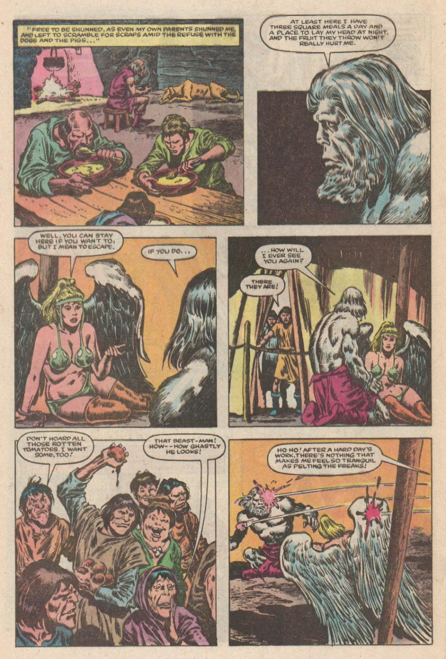 Conan the Barbarian (1970) Issue #168 #180 - English 15