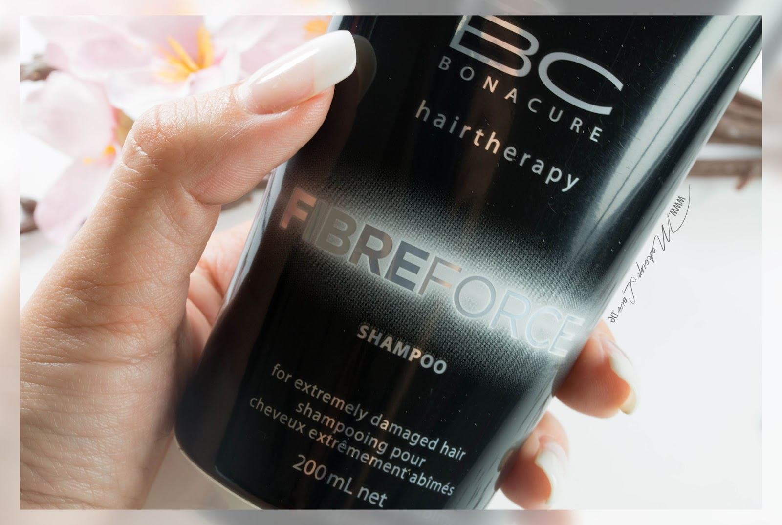 Schwarzkopf BC Fibre Force Set Shampoo