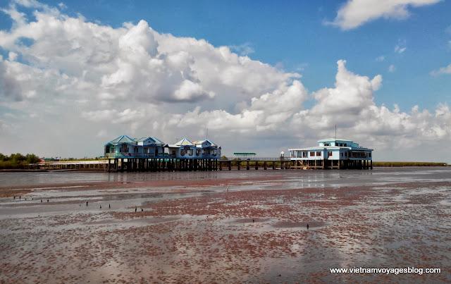 La plage de Nha Mat, Bac Lieu - Photo Thach Sone