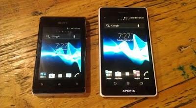harga xperia tx, spesifikasi xperia e dual, handphone sony android terbaru