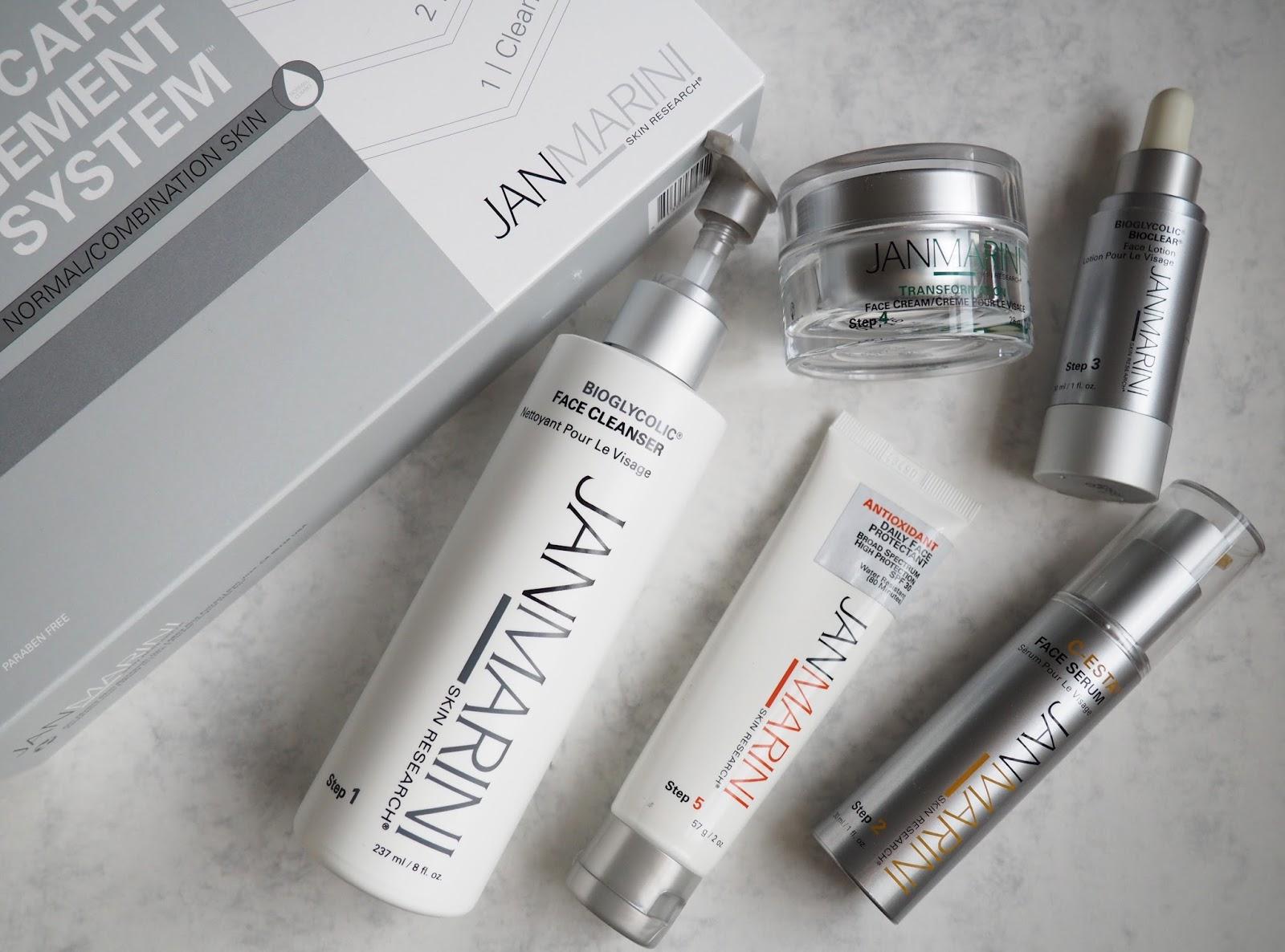 Cosmeceuticals Jan Marini Skin Care Management System