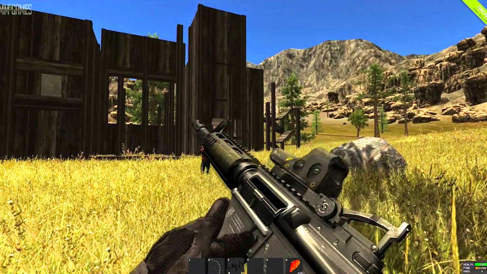 Rust V.1179 No-Steam juego para pc game free download version pirata dlc repack dvd iso