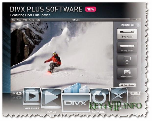 DivX Plus v10.2.2 Build 10.2.1.82 Full,Phần mềm chuyển đổi và nén Video,bổ trợ Codec thêm để coi Video HD