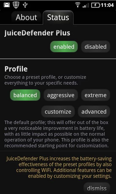 JuiceDefender_Android Battery Saver