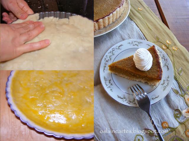 Torta de Abobora