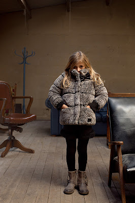 IKKS - Niñosy Kollektion für Mädchen 2012/2013
