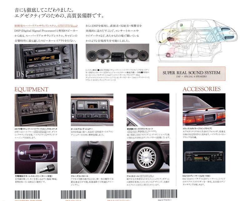 Honda, silnik, pięć cylindrów, R5, straight 5, G20A, G25A, 5-cylinder, engine, JDM, ホンダ, 日本車