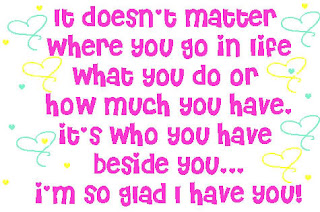 i am glad to have you Love Quote and Saying