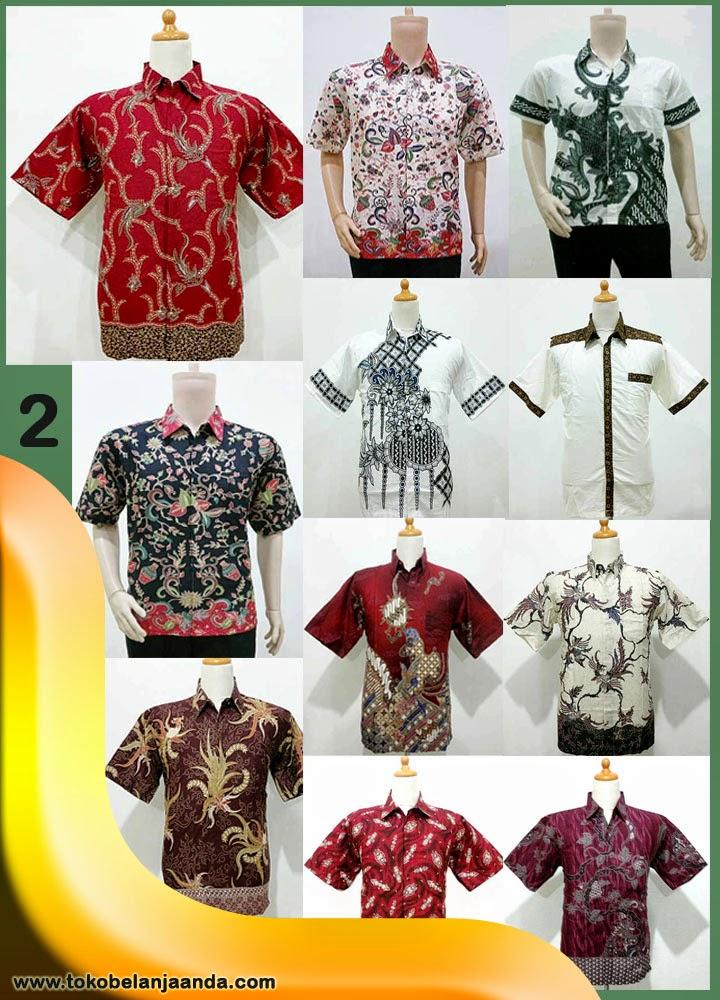 Paket Usaha Baju Batik Murah,batik pekalongan,batik solo,kemeja batik solo,batik kombinasi
