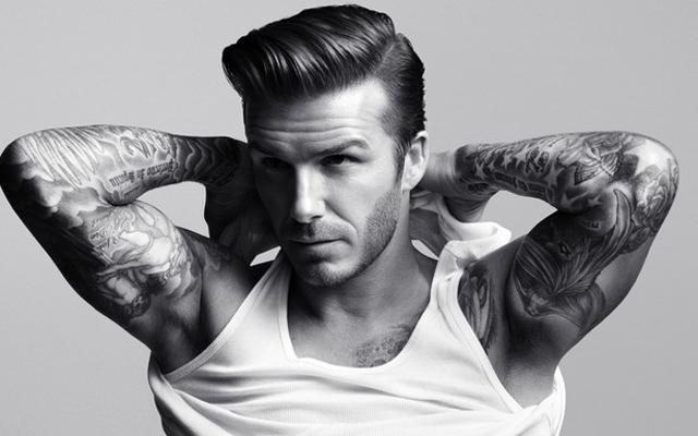 Kepala 4,  David Beckham Masih Disebut Pria Terseksi di Dunia