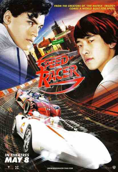 Vua Tc  (2008) - Speed Racer 2008