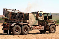 Valkiri Multiple Rocket Launcher