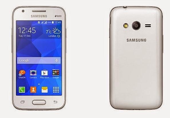 Características técnicas del Samsung Galaxy S Duos 3