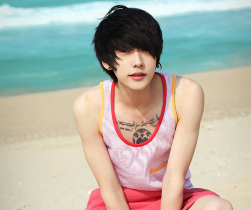 Park Hyung Seok - ulzzang hot guys tattoos abs ulzzangboys ...
