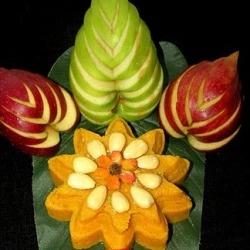 Mango Rava Kesari Green Cardamom Saffron