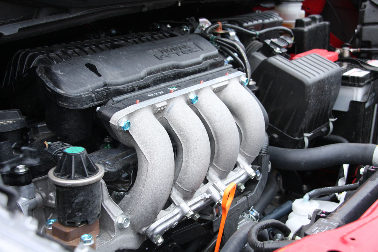 2009 HONDA FIT SPORT ENGINE SPECS