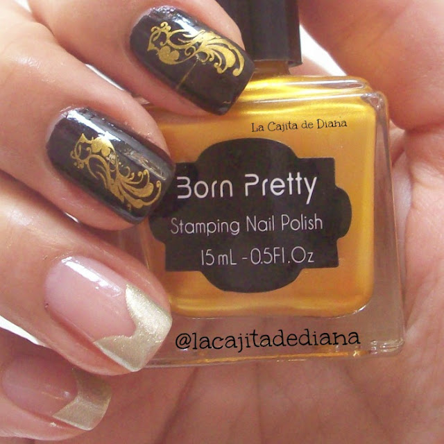 stampingpolish-goldpolish