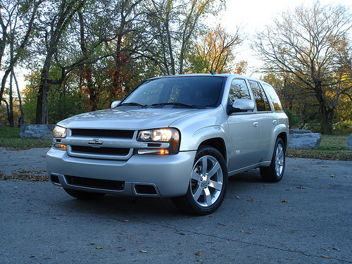 my view on cars and accessories 2006 chevrolet trailblazer ss plus the chevrolet performance. Black Bedroom Furniture Sets. Home Design Ideas