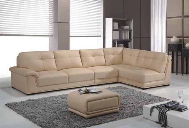 Canap d 39 angle cuir canap fauteuil et divan - Petit canape d angle cuir ...