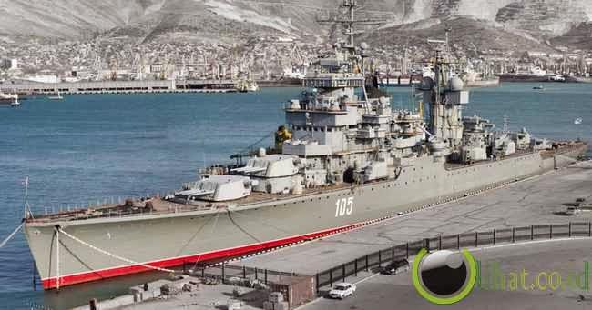 Kapal penjelajah kelas Sverdlov