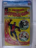 Amazing Spider-Man #8 CGC image