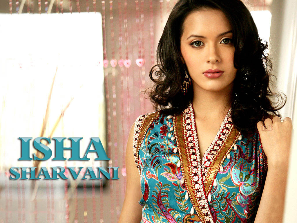 Isha Sharvani