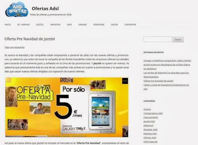 blog adsl ofertas