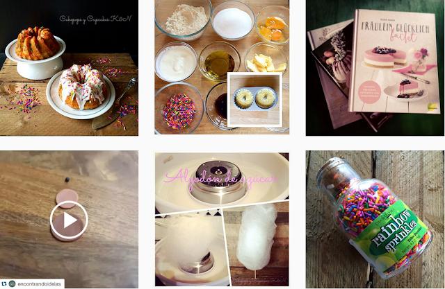Cakepops y Cupcakes K&N