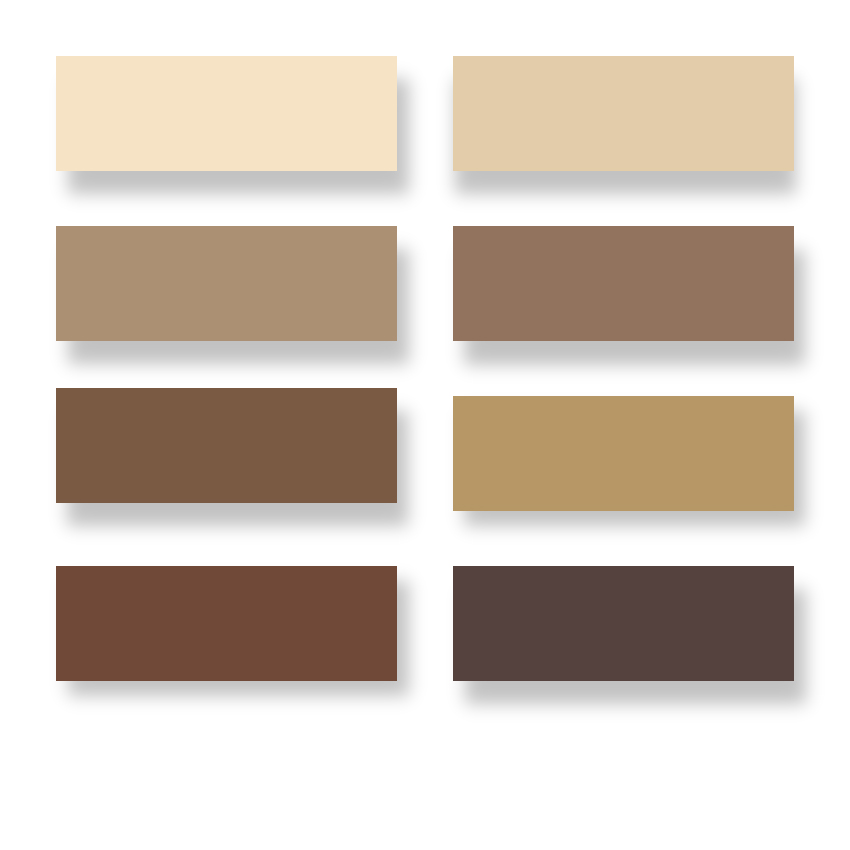 Des gouts et des couleurs - Differente teinte de gris ...