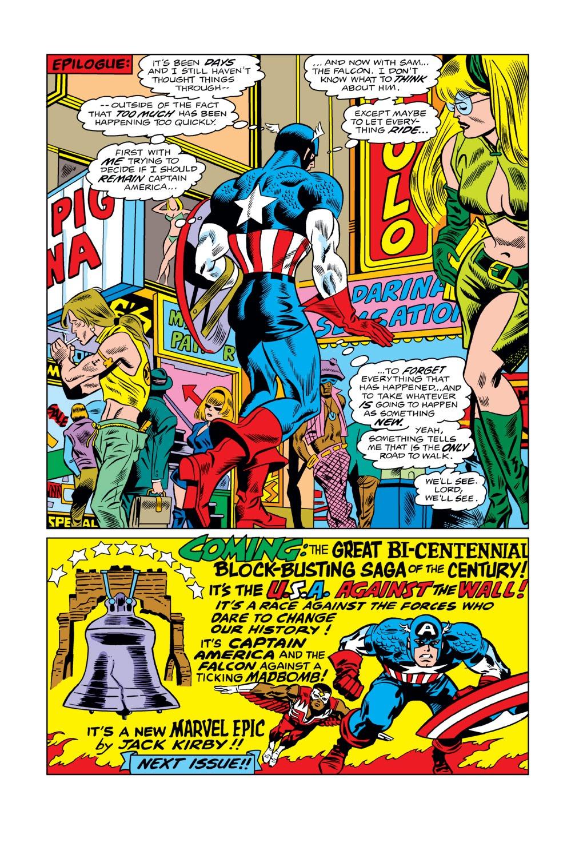 Captain America (1968) Issue #192 #106 - English 19