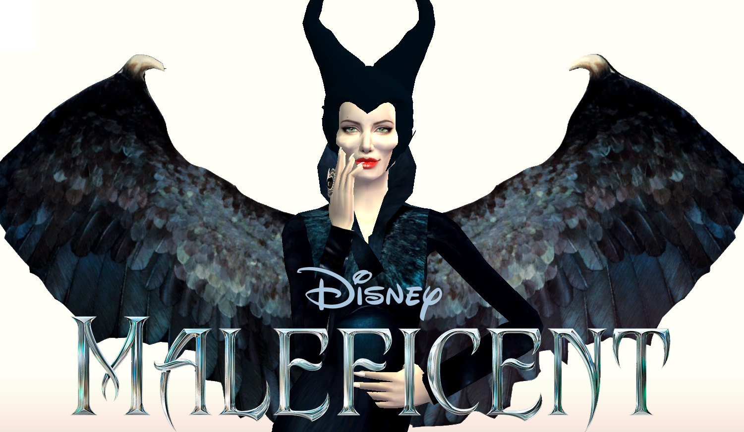KareemZi Sims: Maleficent (2 Sims 2 Downloads)