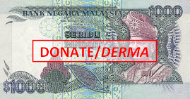 Donate  RM 1,000 here... (Online)