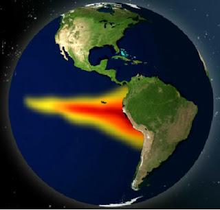 El fenómeno de El Niño
