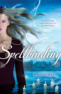 Review: Spellbinding by Maya Gold