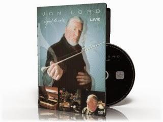 dvd live konser musik Jon Lord - Beyond the Notes - Live (2004)