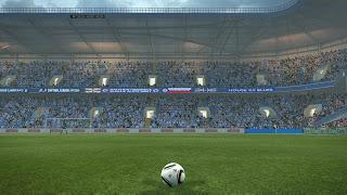 PES 2013 EPL Mega Stadium Pack