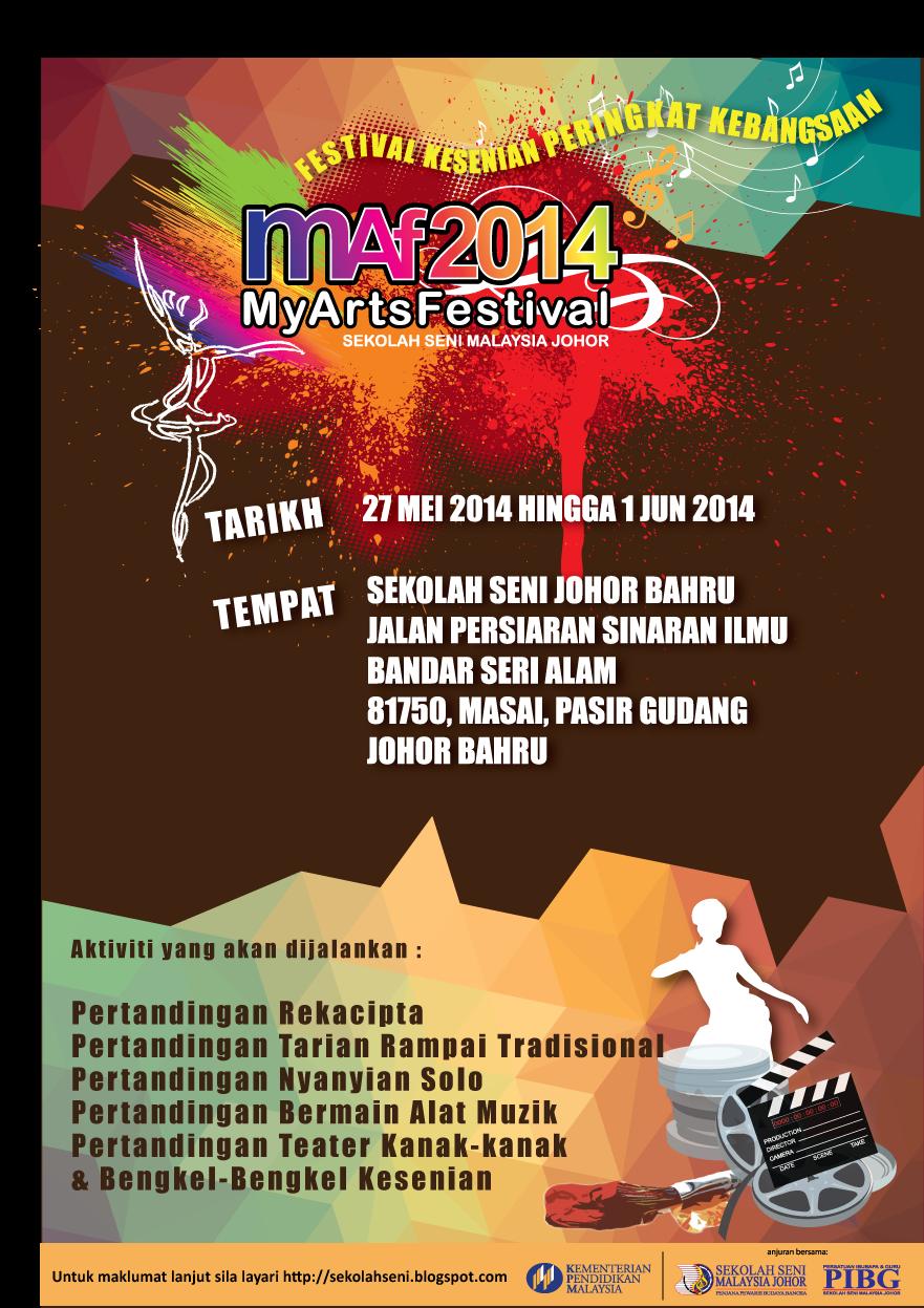 MyArst Festival (MAf 2014)