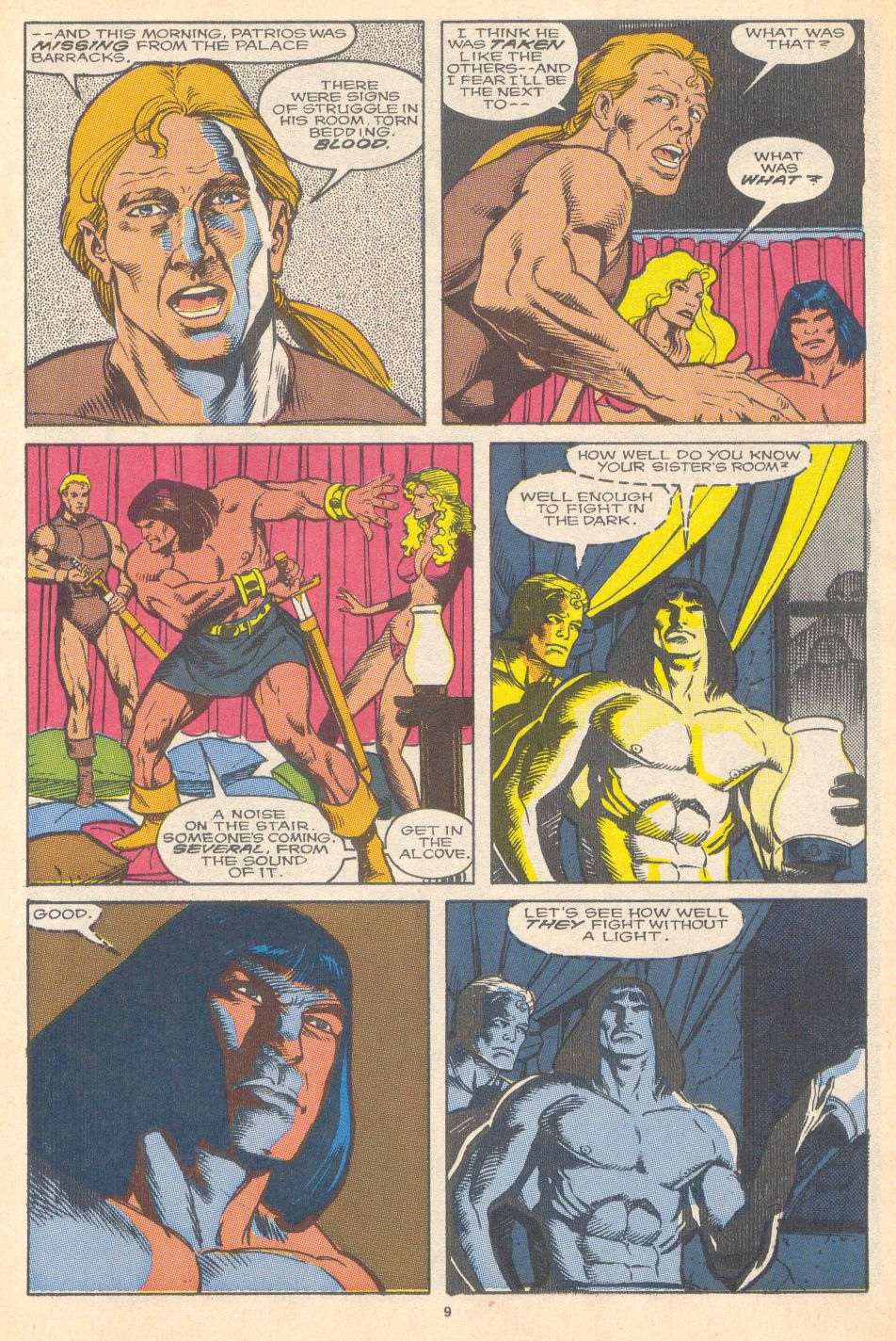 Conan the Barbarian (1970) Issue #228 #240 - English 8