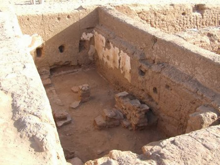 1,700 year old school discovered in Egypt
